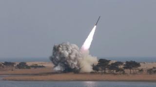 Coreea de Nord anunță testarea unei rachete balistice intercontinentale