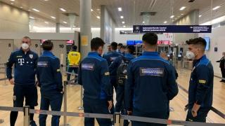 Tricolorii au ajuns în Islanda, teste pe aeroportul din Keflavik