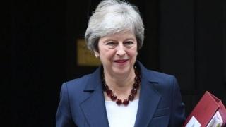 """Theresa May, """"hotărâtă"""" să pună în aplicare Brexit-ul la data prevăzută"""