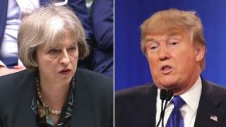 Trump şi May confirmă menţinerea angajamentelor în cadrul NATO