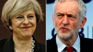 Theresa May l-a provocat pe Jeremy Corbyn la o... dezbatere în direct la tv