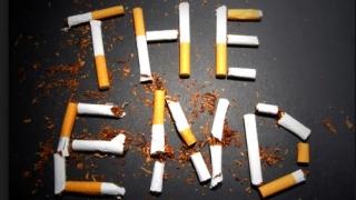 Tutunul distruge inimi. Respiră sănatate!