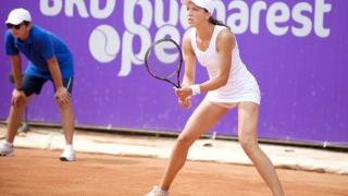 Patricia Ţig a cedat în primul tur la Palermo