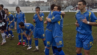 Naţionala statului Kosovo a câştigat primul meci oficial