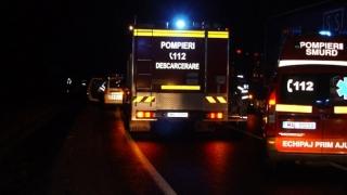 Accident rutier grav în județul Constanța! O persoană și-a pierdut viața!
