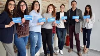 Tineri europeni, ambasadori ai democrației. Totul, cu încurajarea TSD Constanța