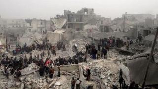 Ținte Hamas, bombardate de israelieni în Fâşia Gaza