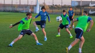FC Viitorul - NK Domzale, în UEFA Youth League