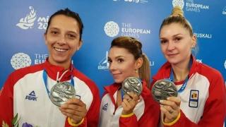 România, la a zecea medalie la Jocurile Europene de la Minsk