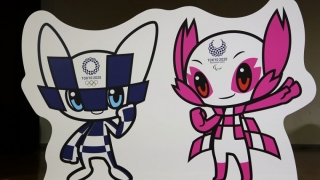 Supereroi cu ochi mari - mascotele Jocurilor Olimpice din 2020