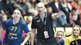 Tomas Ryde continuă la naționala feminină de handbal a României