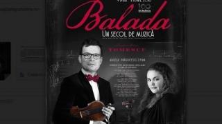Celebrul Alexandru Tomescu şi vioara Stradivarius, la Constanţa