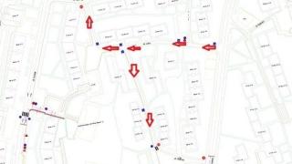 Resistematizare rutieră și pietonală în cartierul Tomis Nord din Constanța
