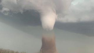 Tornadă la Drajna. Cod galben de vânt și furtună în Dobrogea