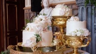 Tort cu sirop de soc, pentru nunta regală a anului