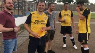 Sportul Tortoman, scorul etapei în Liga a V-a