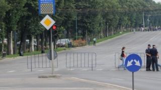 Trafic restricţionat în Bucureşti, de Ziua Naţională a Franţei