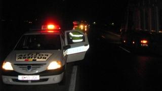 Trafic blocat: O ambulanţă, un microbuz şi un autoturism, implicate într-un accident