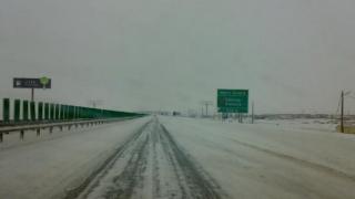 Traficul rutier a fost reluat pe Autostrada Soarelui