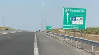TRAFIC RUTIER RESTRICŢIONAT pe Autostrada Bucureşti – Constanţa