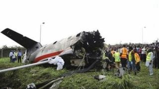 Tragedie! Un avion de pasageri s-a prăbuşit