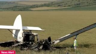 Tragedie aviatică în România! Au murit!