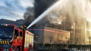 Tragedie în China! O explozie la un combinat chimic a ucis 19 oameni