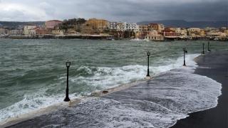Tragedie în Creta