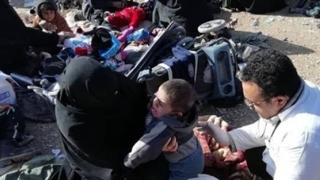 Tragedie în Siria: 90 de persoane, în majoritate copii, au murit