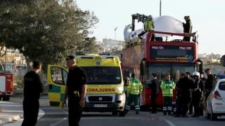 Tragedie într-un autocar supraetajat! Turişti morţi şi răniţi