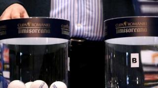 Tragerea la sorți a semifinalelor Cupei României va avea loc marți