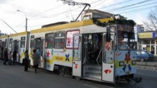 Tramvaiul Copiilor, pus în circulație de 1 iunie