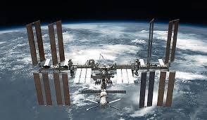 Transmisiunea live de pe ISS, devenită virală, s-a dovedit a fi un fals