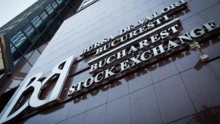 Tranzacțiile bursiere s-au înjumătățit, în ultima săptămână