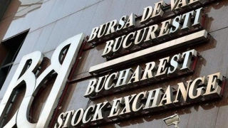 Tranzacțiile bursiere au scăzut cu 35%