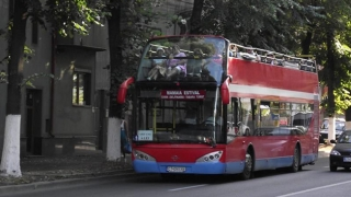Autobuzele supraetajate vor trece și prin Port. Cât costă o călătorie
