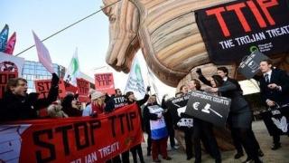 """Tratatul TAFTA, adoptat numai dacă este """"favorabil agriculturii noastre"""""""