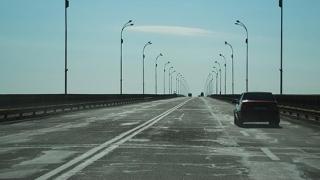 De Ziua Podului, trecere gratuită peste Dunăre, între Giurgeni şi Vadu Oii