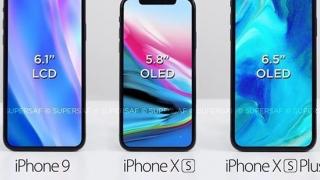 Trei noi modele de iPhone, pe piaţă, în septembrie