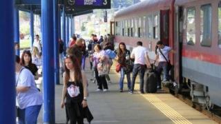Modificări temporare în circulația trenurilor