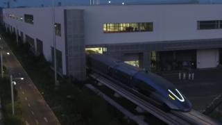 China a prezentat trenul Maglev capabil să atingă o viteză de 600 Km/h