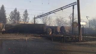 Accident feroviar cumplit! Mai mulți morți și zeci de răniți după ce un tren a deraiat