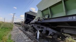 Circulaţia trenurilor între Bucureşti şi Constanţa a fost reluată