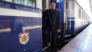 Trenul Regal a pornit în călătoria simbolică de Ziua Națională