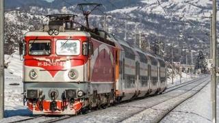 CFR, vești proaste pentru călători! Trenuri întârziate din cauza vremii