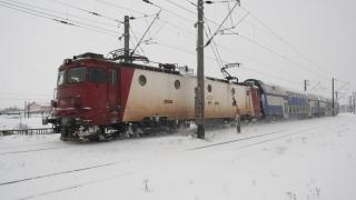 Nu pleacă niciun tren din gara Constanța până la ora 13