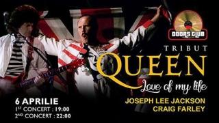 Concert tribut QUEEN. Magie și o experiență deosebită, la Constanța!
