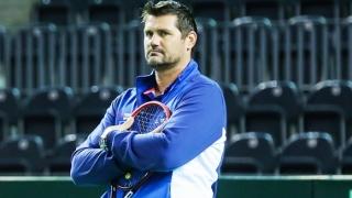 Gabriel Trifu, noul căpitan-nejucător al echipei de Cupa Davis a României