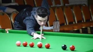 Triplu Campionat European de Snooker, la Snagov