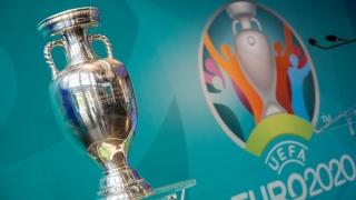 Trofeul UEFA EURO 2020 a fost adus la București
